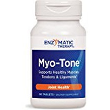 Enzymatic Therapy Myo-tone, 80 Tablets