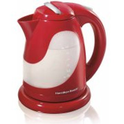Hamilton Beach 1.7 Liter Cordless Pull Up Lid Pouring Kettle