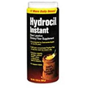 Hydrocil Instant Fiber Laxative 10.60 oz  Hydrocil