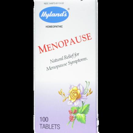 Hyland's Menopause