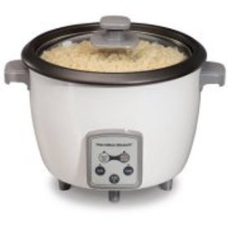 Hamilton Beach 16 Cup Digital Rice Cooker