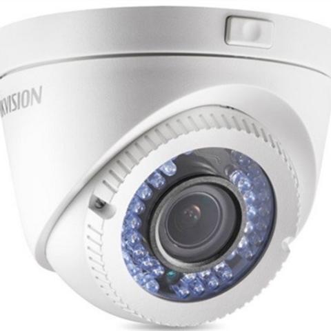 Hikvision HD 1080P VF Infrared Turbo Turret Camera