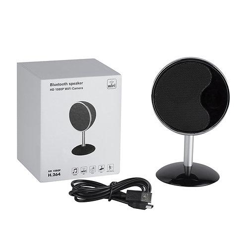 Bluetooth Music Player - HD 1080P WIFI Hidden Camera