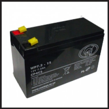 BATTERY 12V 7AMP CENTURION