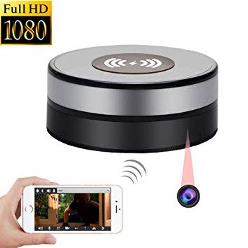 WiFi Wireless Charging Hidden Camera Spy Camera