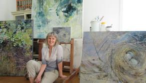 ローカルアーティスト、Suzanne Northcott