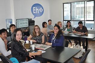 語学学校(Eh Plus)