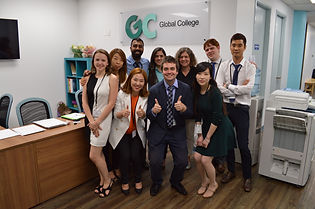 語学学校(Global college)