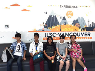 語学学校(ILSC)
