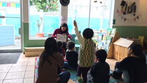 カナダの保育園で日本語と文化を学ぶ