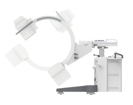 MCA18 Mobile C-Arm Positioning