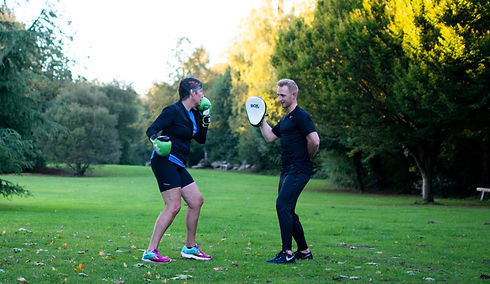 Boxing Personal Training Petersfield