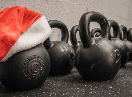 Can you stay fit and healthy during the festive period?