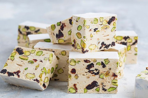 Traditional Handmade Nougat  (10 Pc)