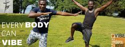doudou et aziz afrovibe affiche