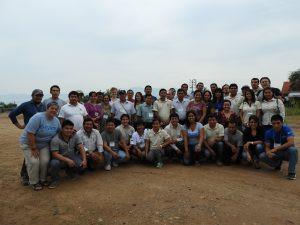 Workshop on implementation of quality of life plans held in Puerto Bermudez, Peru