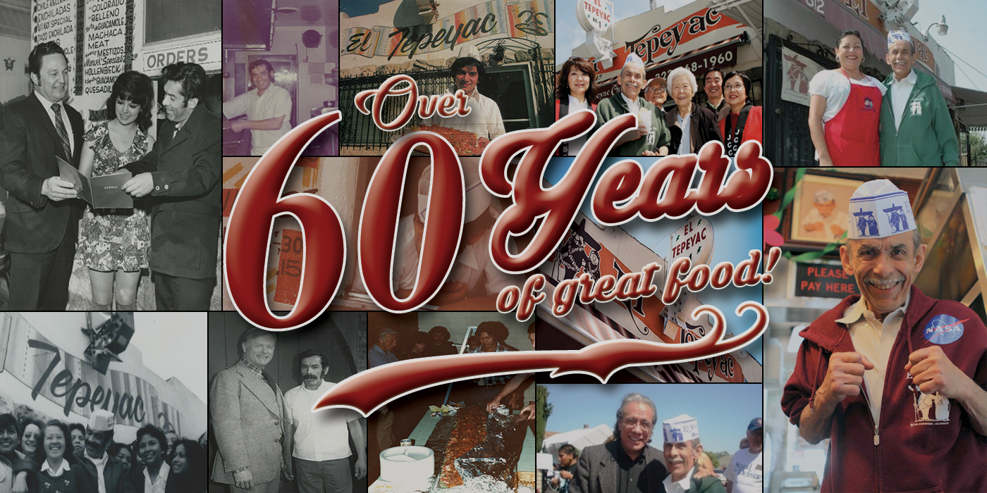 60 Years and Counting!