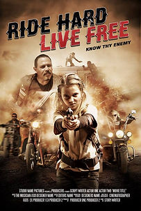 Ride Hard Live Free - Indepedent film available for international distributo