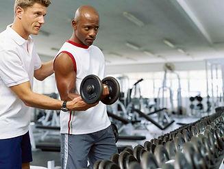 treinador de peso