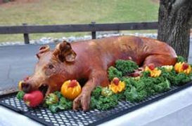 Pig on a spit Ireland, BBQ, bbqs, Catering, Catering ireland, Catering for hire Ireland