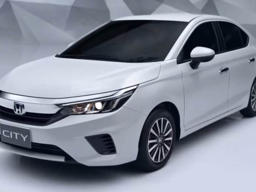 Honda City 2020 details revealed –Here's all we know about this 5th Generation Sedan