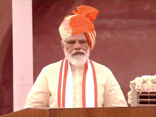 Narendra Modi's Independence Day speech: From vaccine to China, what the PM said