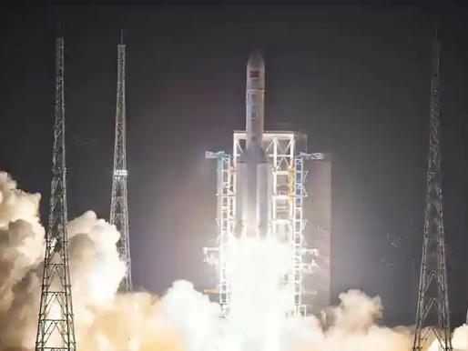 First launch of China's Kuaizhou-11 carrier rocket fails