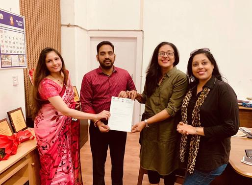 'WICCI Tamil Nadu Social Service Council' & Ajna AI facilitates Greater Chennai Corporation