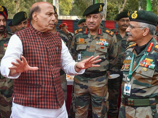 Defence minister, Army chief to visit Ladakh for security review on July 17-18