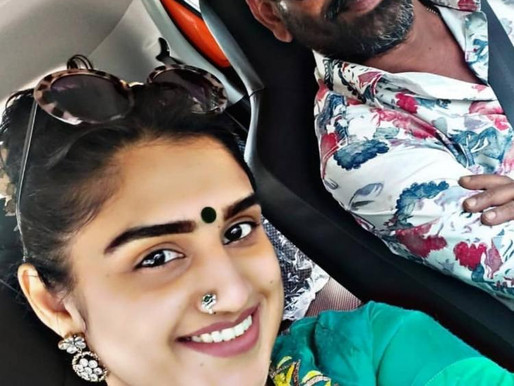 Bigg Boss Tamil season 3 fame Vanitha Vijaykumar and filmmaker Peter Paul to marry in Chennai