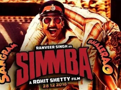 Ranveer Singh's 'Simmba' to re-release in Australia, Fiji