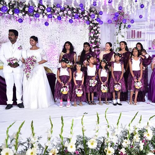 Bridesmaids / Flowergirl dresses