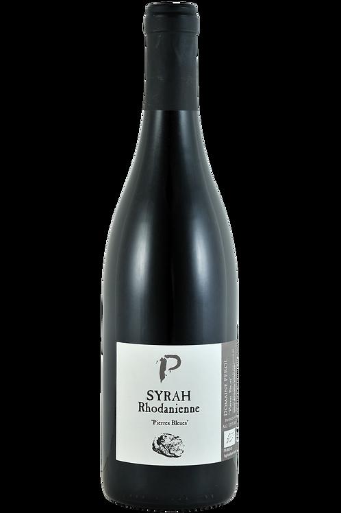 "Comtés Rhodaniens Syrah ""Pierres Bleus"" 2015 BIO 75cl"