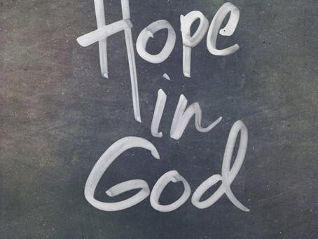 Don't Just Wait. Wait with Hope.