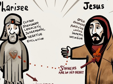 On Pharisees and Outcasts