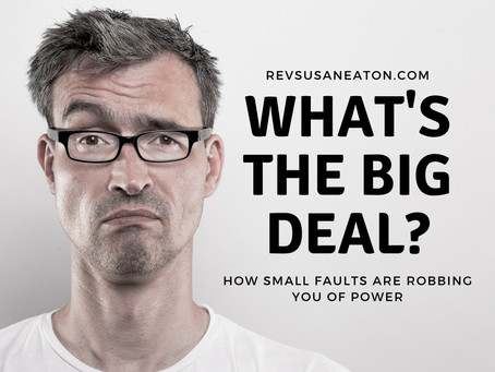 What's the Big Deal? How Small Faults Are Robbing You of Power