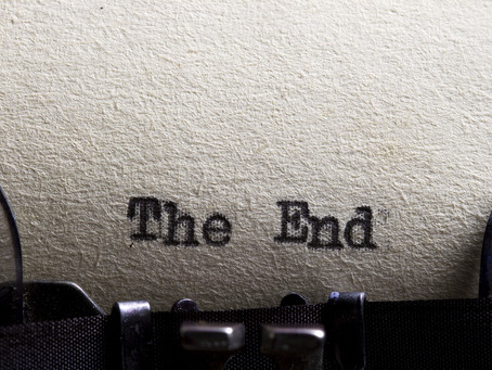 """""""The End."""""""