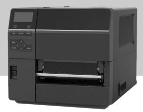 SM6100 Un-Modified Toshiba Printer