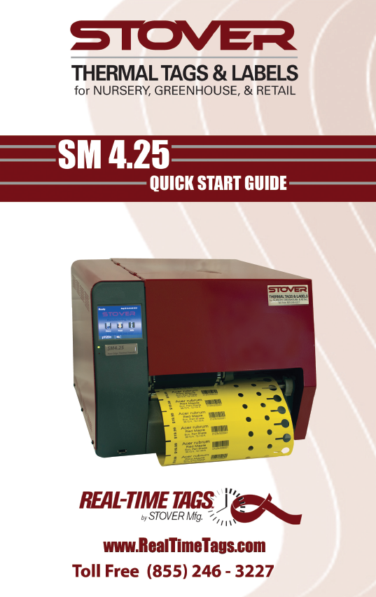 SM425 Quick Start Guide