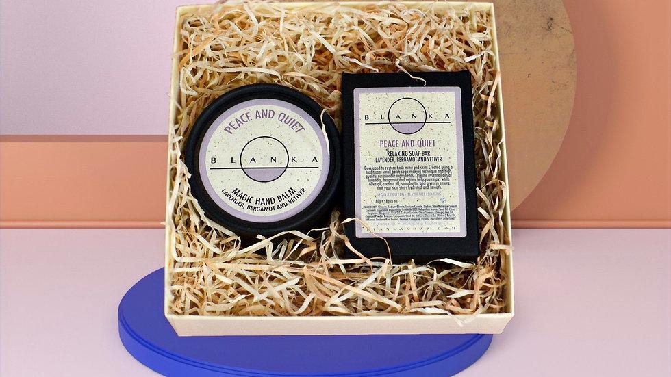 Soap & Magic Hand Balm Gift Box