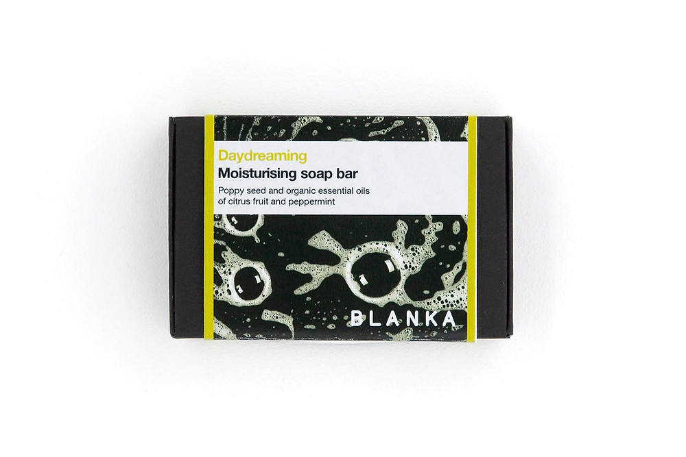 Daydreaming | Sustainable soap bar with poppy seed and organic citrus oils