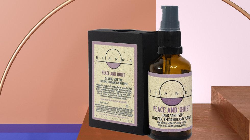 Soap & Sanitiser Gift Box