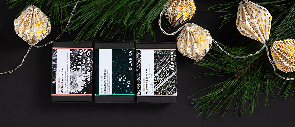 BLANKA SOAP Xmas Gifting Guide