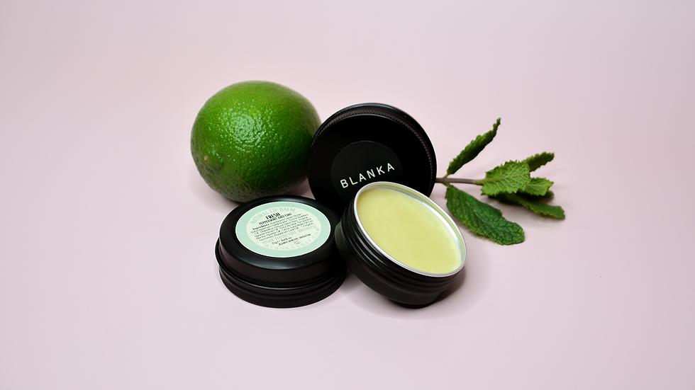 Fresh Vegan Lip Balm - Peppermint and Lime
