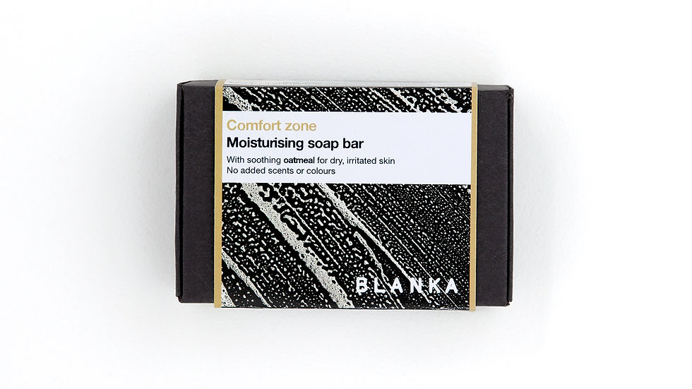 BLANKA Comfort Zone Oatmeal Artisan Soap for Sensitive Skin