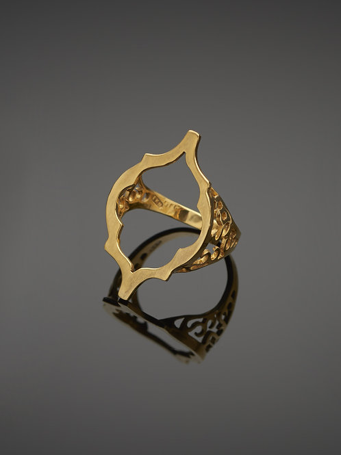 Arch Hollow ring