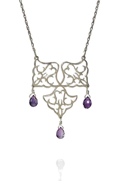 Radial Trio Necklace