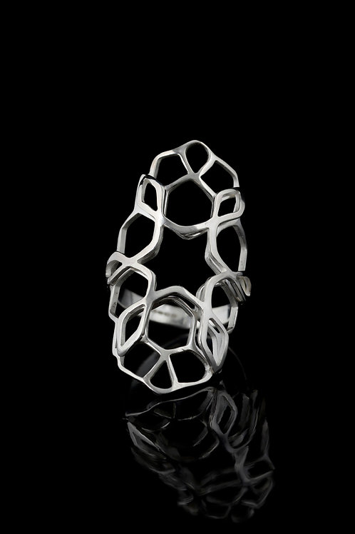 Double layered ring
