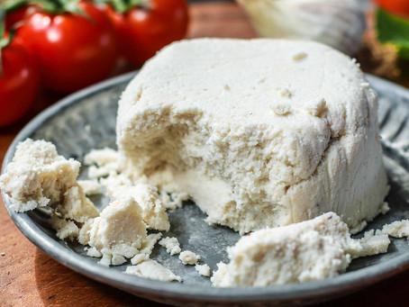 Quick Vegan Almond Ricotta