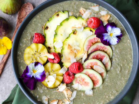 Protein Tropical Superfood Power Bowl